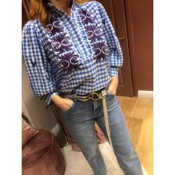 Patty blouse Antik Batik