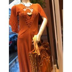 Sola Long Dress Antik Batik