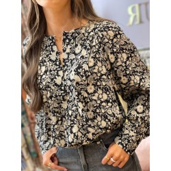 Amel Blouse Antik Batik
