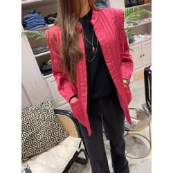 Kimono Jasje rood